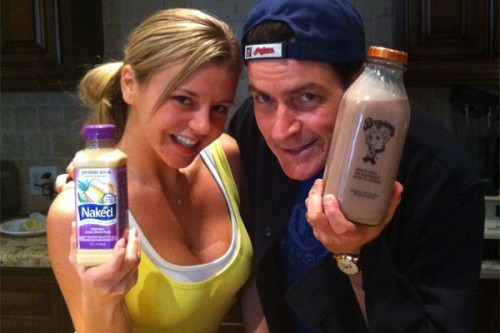 Charlie Sheen On Twitter 500x333  @charliesheen Sets Guinness Social Media Record
